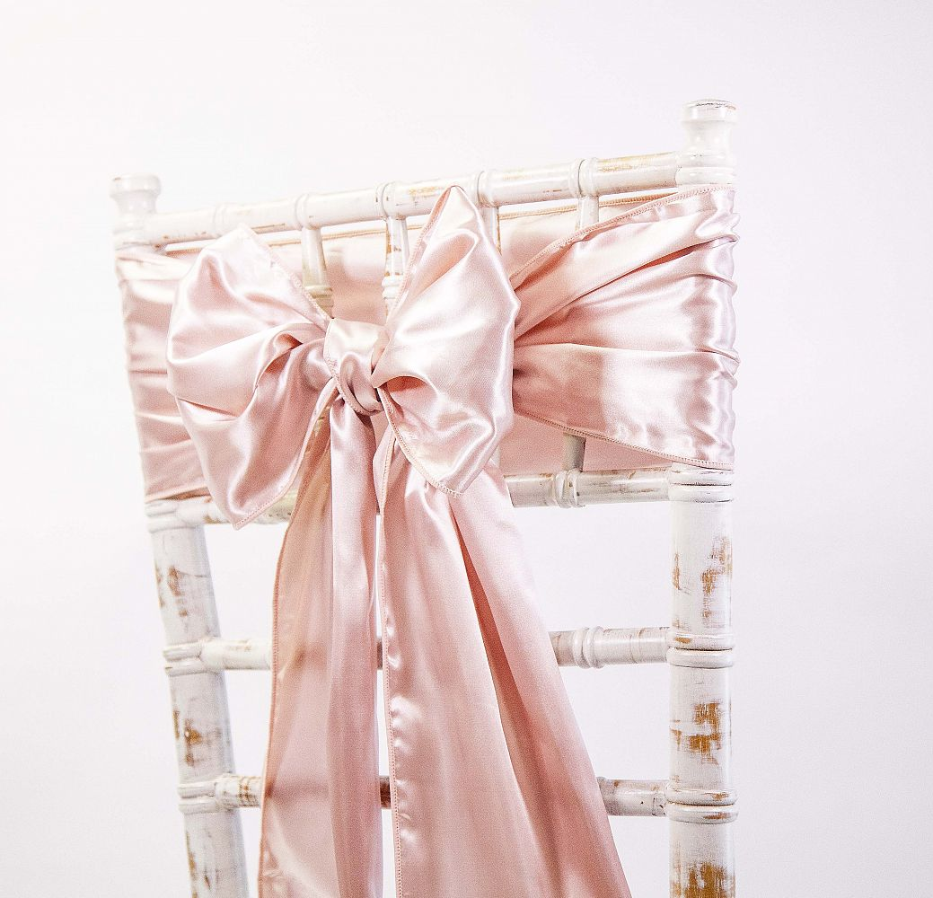 Fine Satin Sash Rose Gold Chair Covers Of Yorkshire Bralicious Painted Fabric Chair Ideas Braliciousco